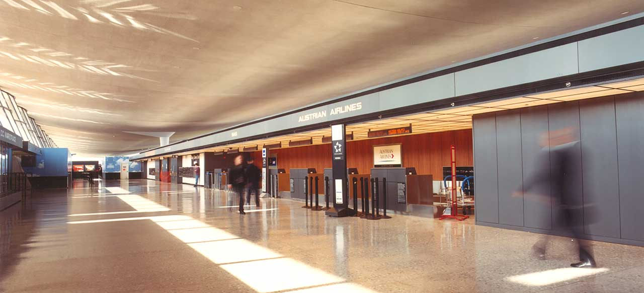 Dulles Airport Main Terminal Rehabilitation Chantilly Virginia