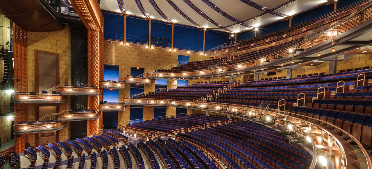 Dr Phillips Center For The Performing Arts Orlando Fl Auditorium