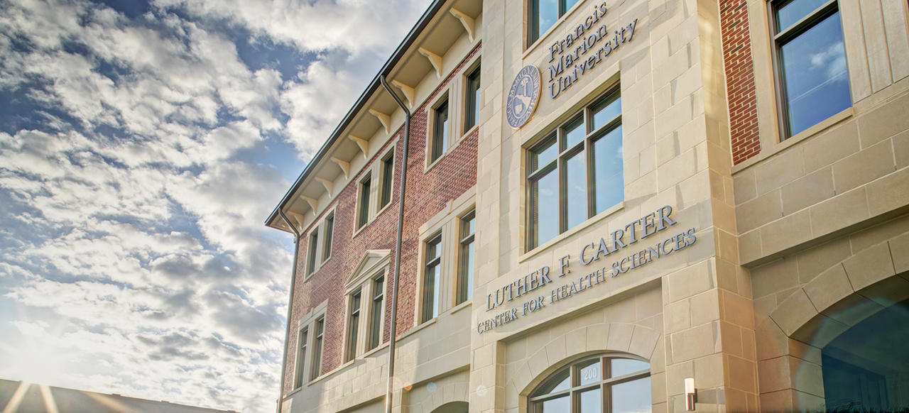 Luther F. Carter Center for Health Sciences