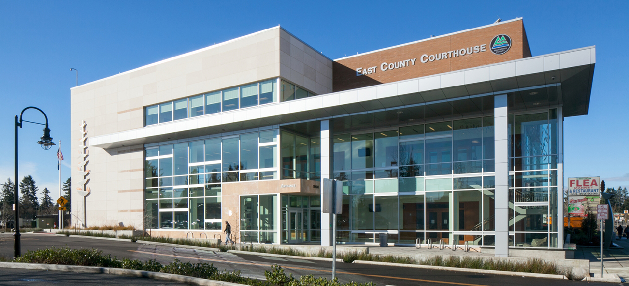 East County Courts