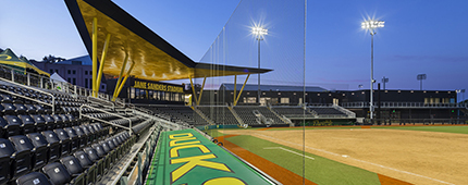 Jane Sanders Stadium - University of Oregon