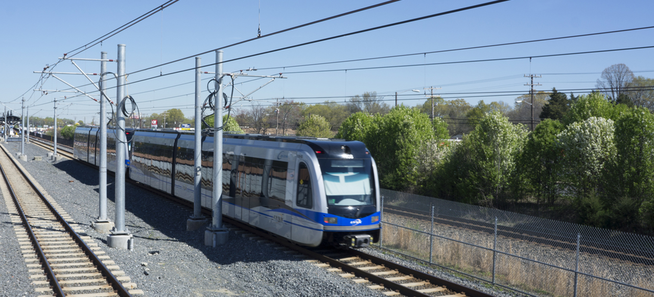 Charlotte Blue Line Extension
