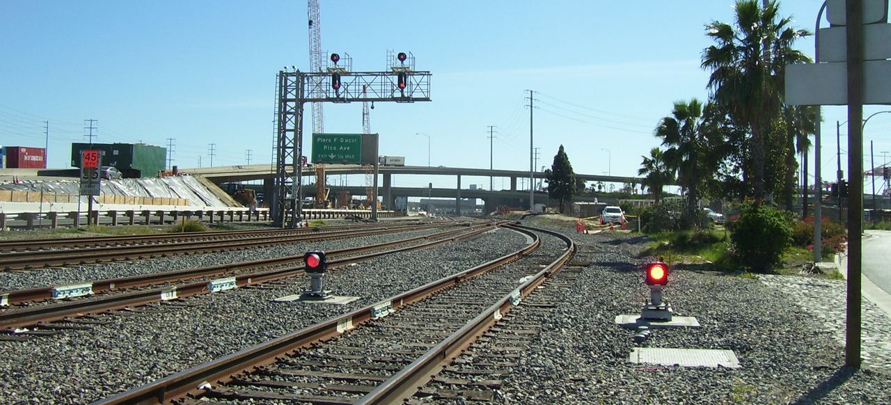 Rail Services Projects
