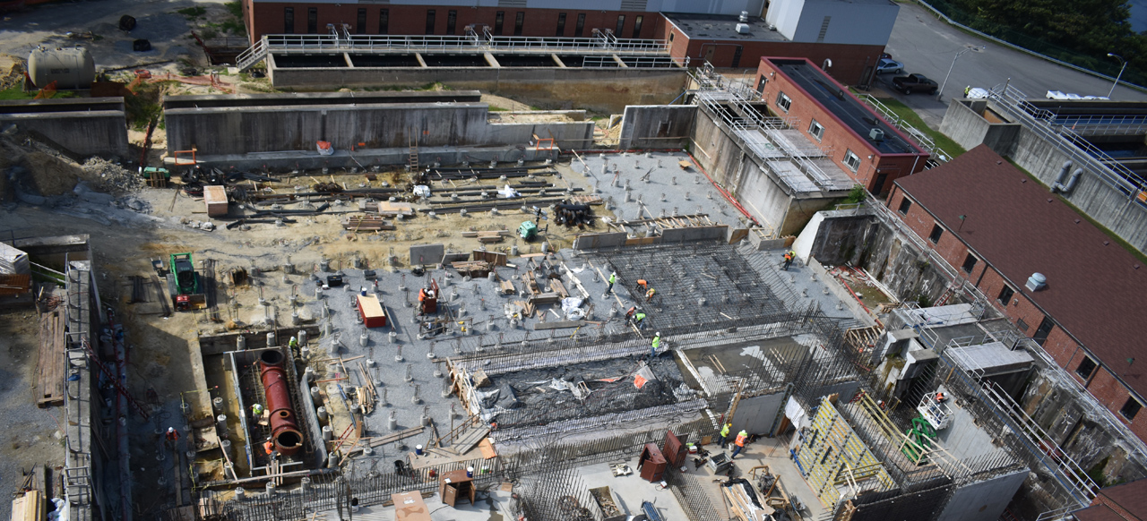 Lake Kilby Water Treatment Facility Phase IV Improvements