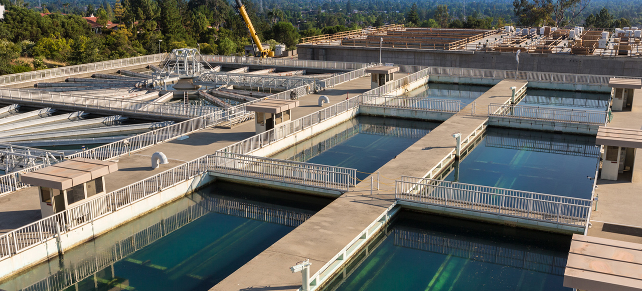 Rinconada Water Treatment Plant