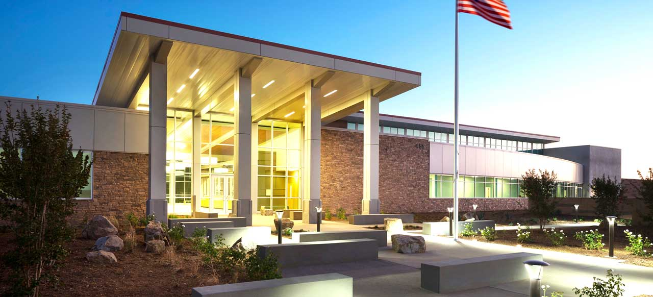 Las Colinas Detention and Re-entry Facility | Balfour Beatty US