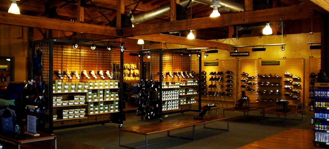 REI Shoe Selection Men