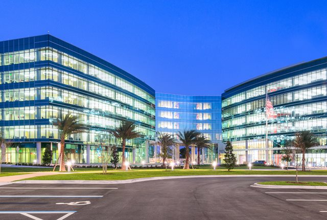 Harris Technology Center Balfour Beatty Orlando