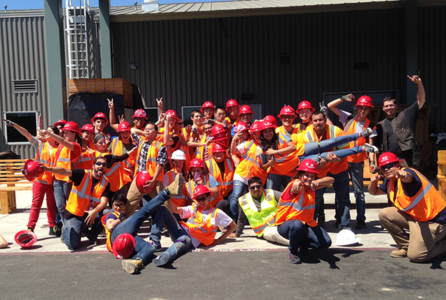 ACE Mentor Program-Inland Empire Balfour Beatty Riverside