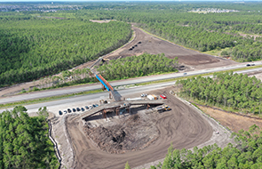 Balfour Beatty Leads Construction of Military Cutoff Extension Project
