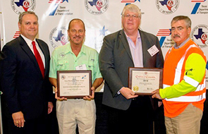 Civils Southwest Region Honored with Safety Awards