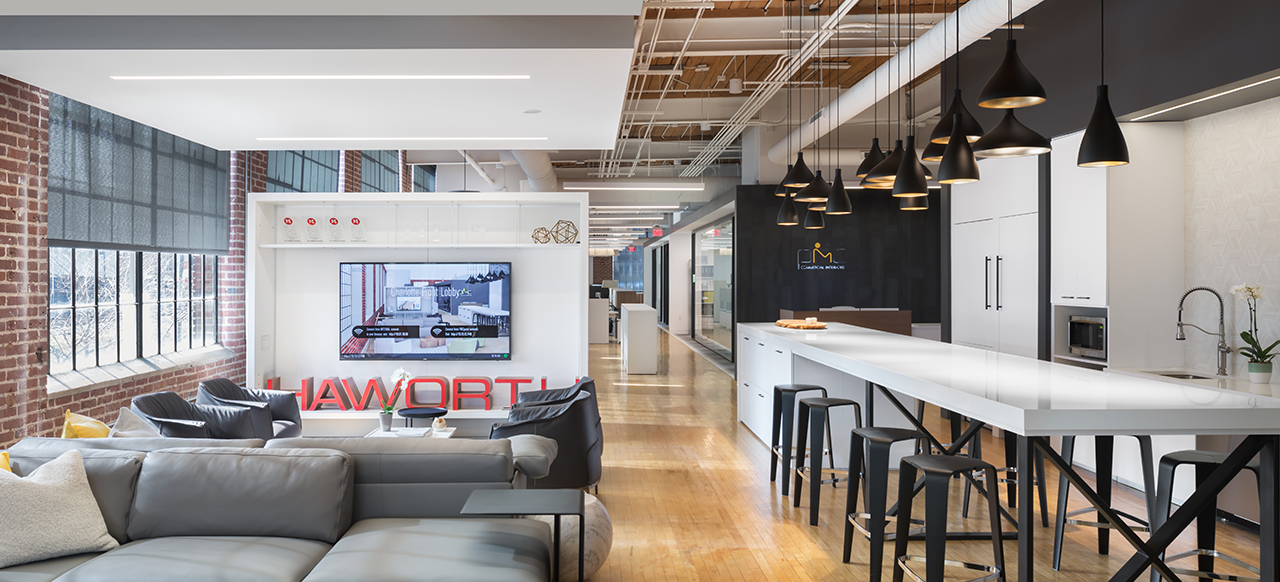 Pmc Commercial Interiors Showroom Balfour Beatty Us