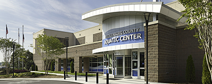 Mecklenburg County Aquatic Center Renovation