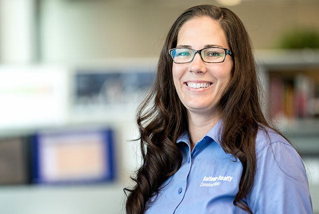 Becky Fisher Balfour Beatty San Diego