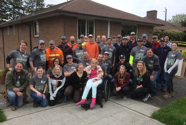 Rebuilding Together Seattle Balfour Beatty